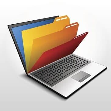 Online-Zertifikatskurs Papierloses Büro