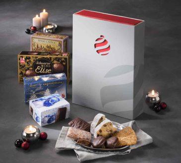 Formengeschenke organisieren an Weihnachten