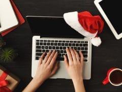 Machen Sie Ihr Büro weihnachtsfit