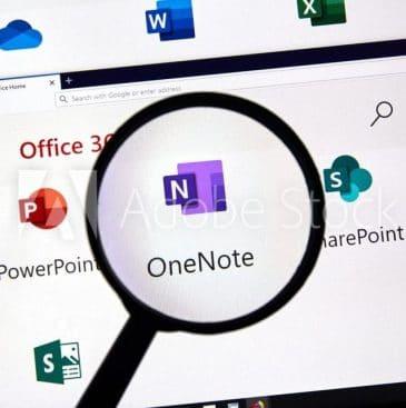 Online-Zertifikatskurs OneNote