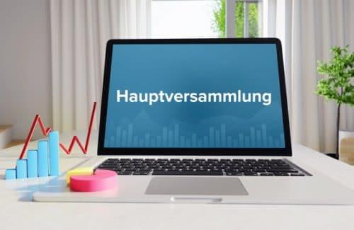 Weiterbildung zum virtuellen Eventmanagement?