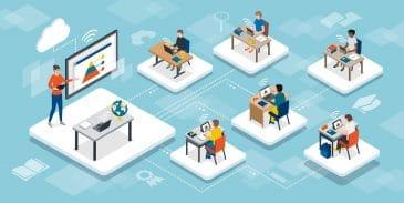 Planung und Organisation virtueller Veranstaltungen