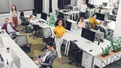 Konzentrierter arbeiten im Büro